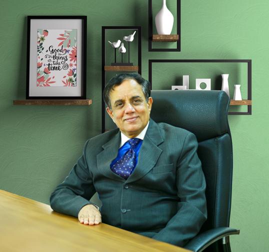 Wg.Cdr. Ganesh Sharma, Chief Executive Officer, JIRS