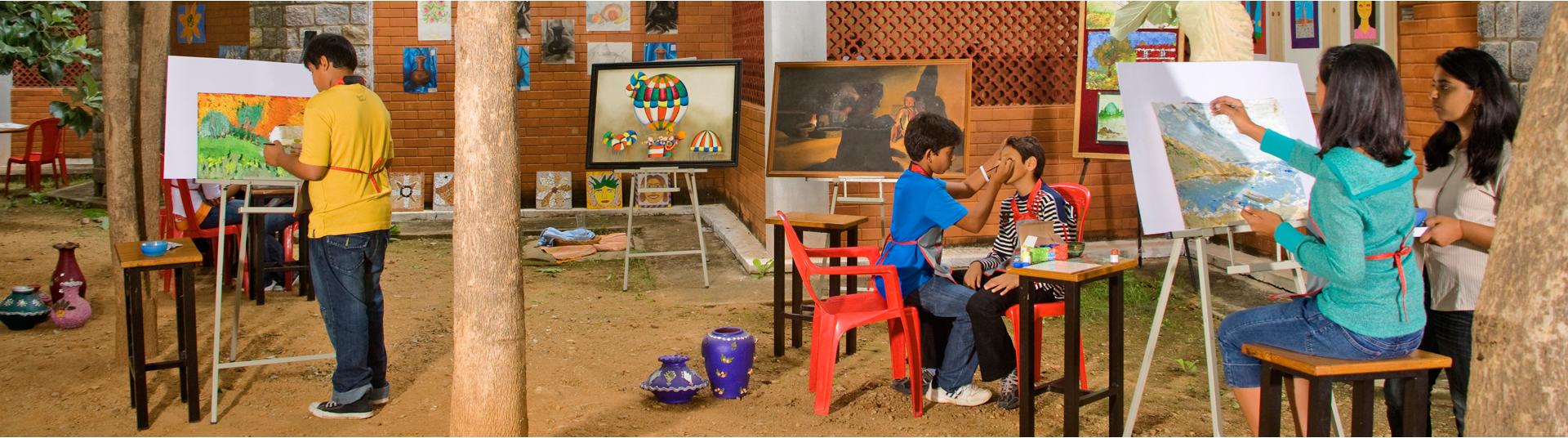 International Residential Schools In India